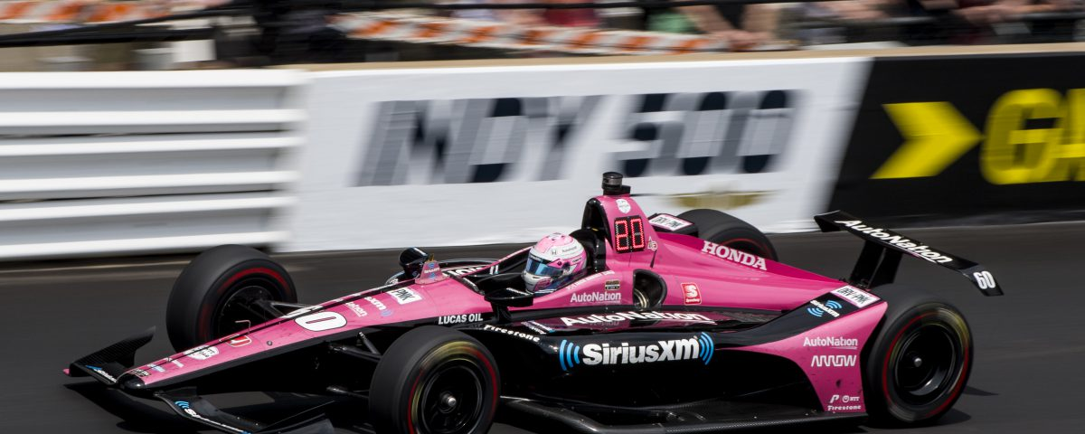 Harvey Finishes 21st in the Indianapolis 500 for Meyer Shank Racing